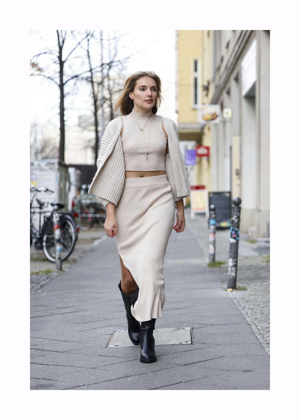 Marie von den Benken Street Style – Berlin
