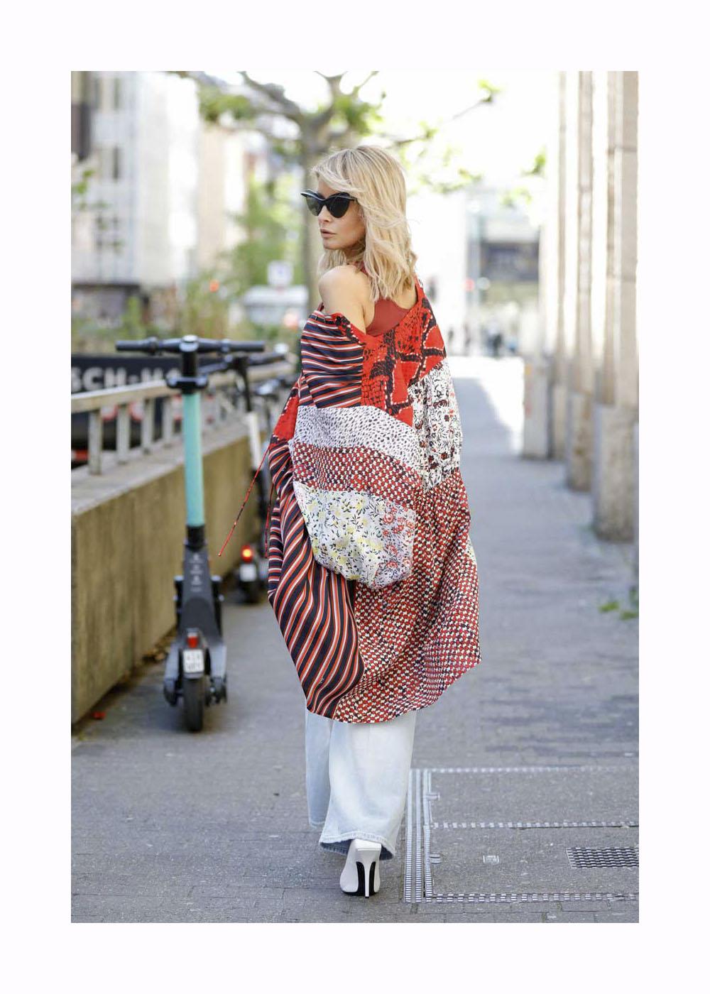 Street Style – Duesseldorf – May 18, 2020
