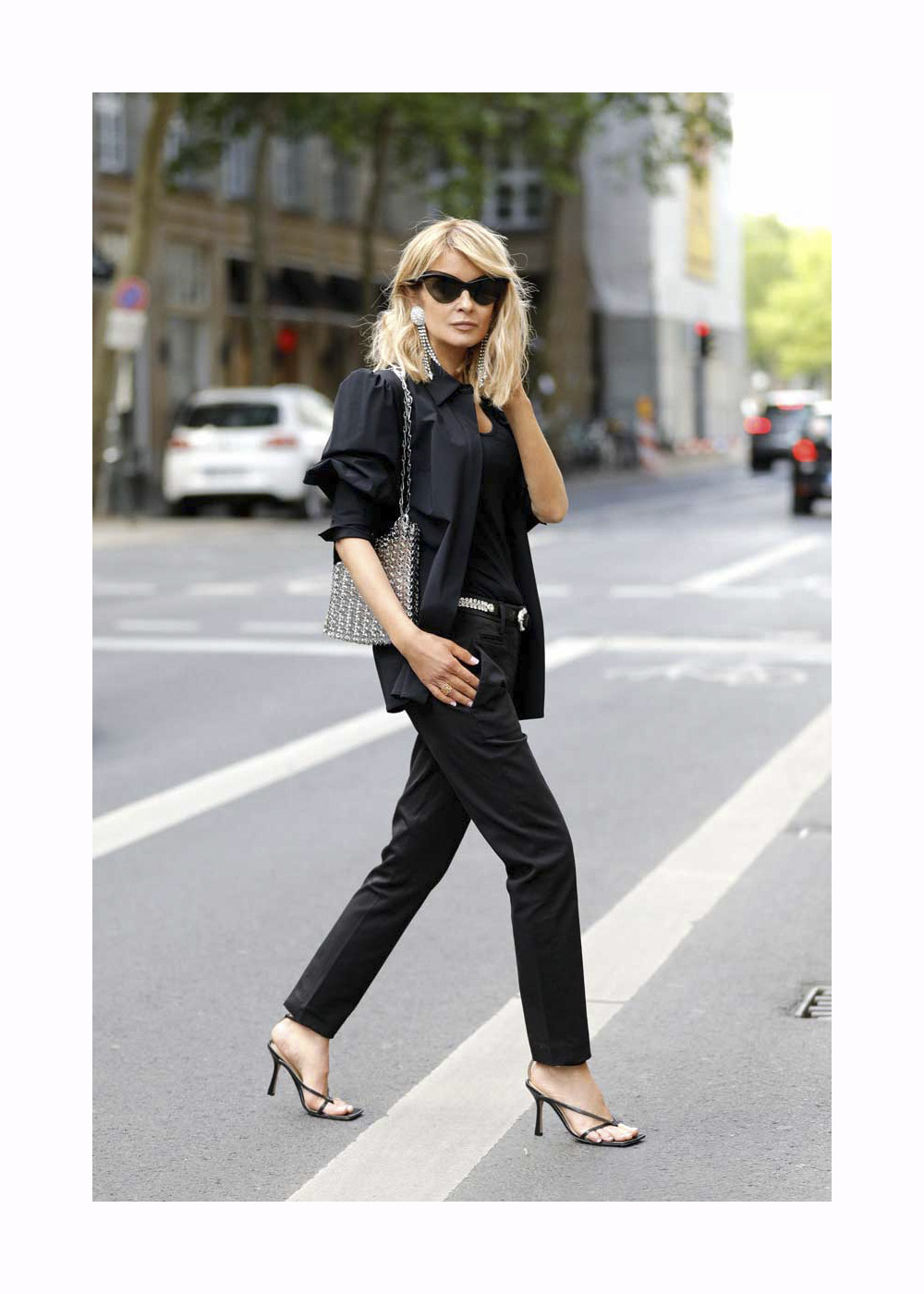 Street Style – Cologne – July 11, 2020