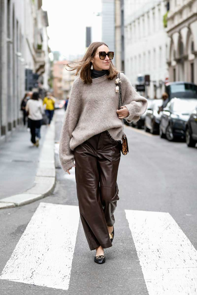 Streetstyle mit Influencer Annette Weber