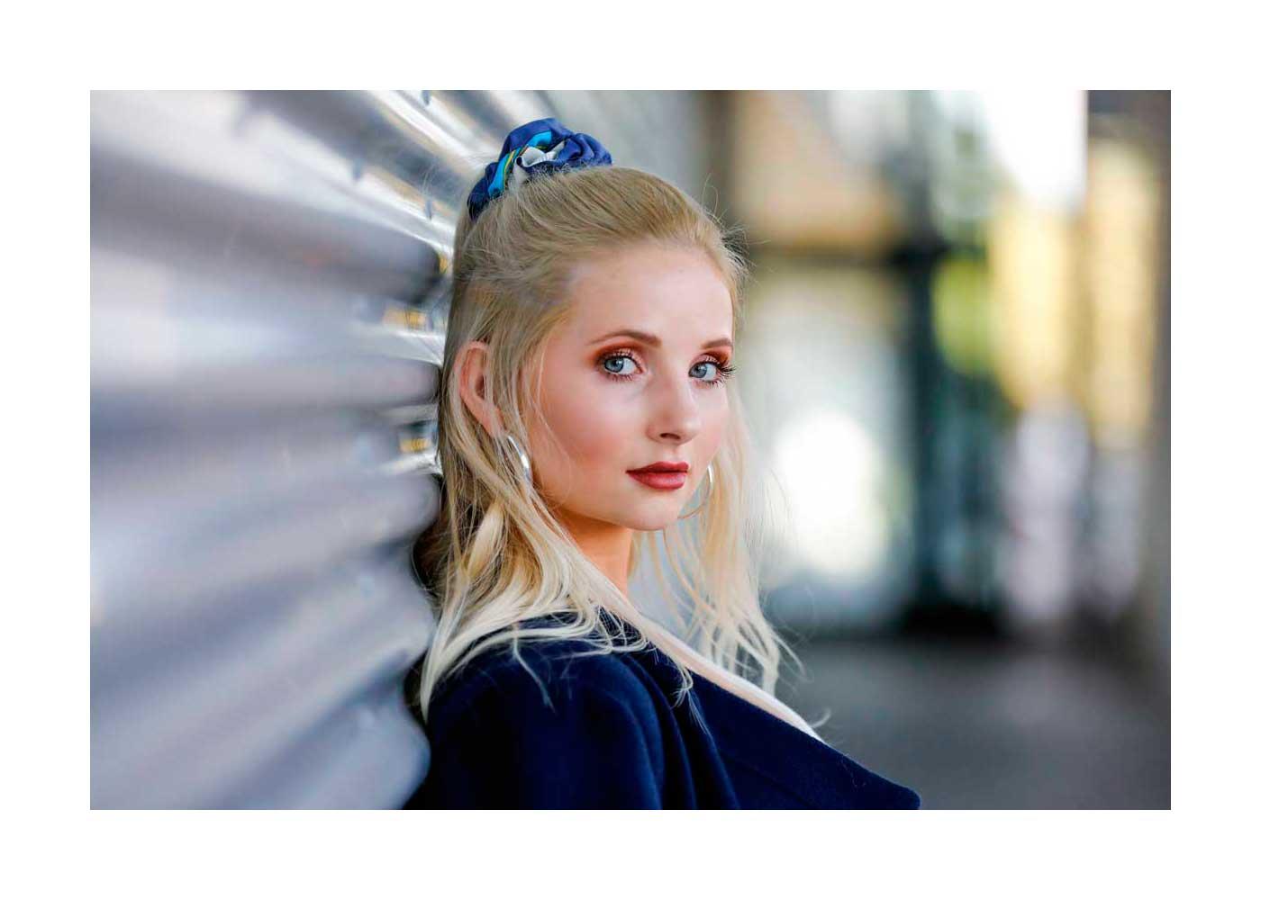 Streetstyle shooting mit Anna Hiltrop