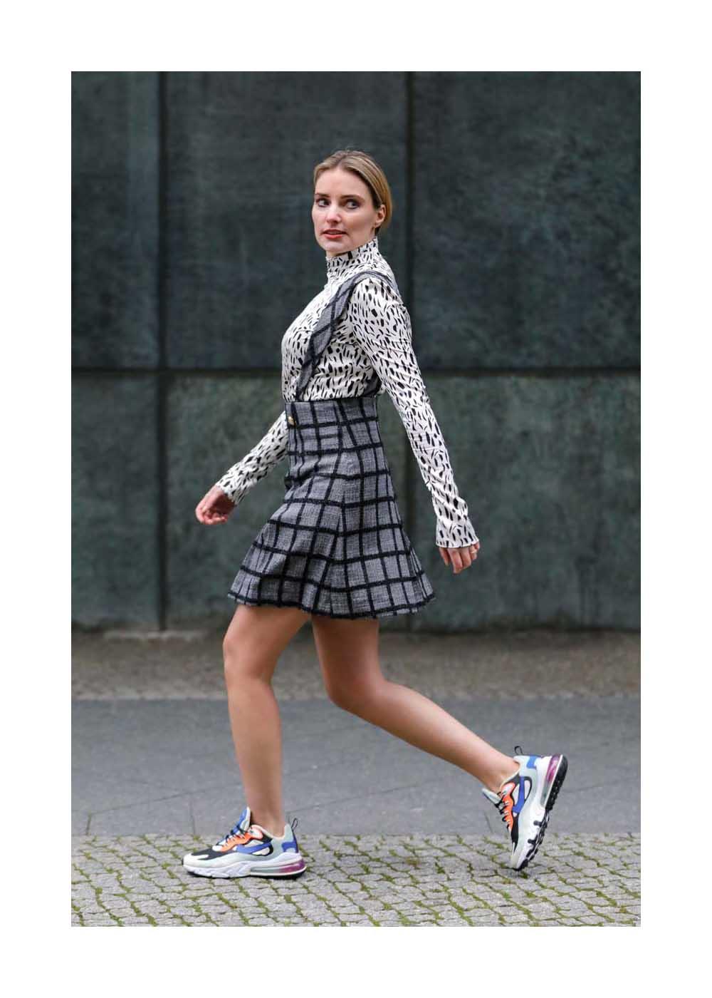 Street Style – Mercedes-Benz Fashion Week Berlin January 2021