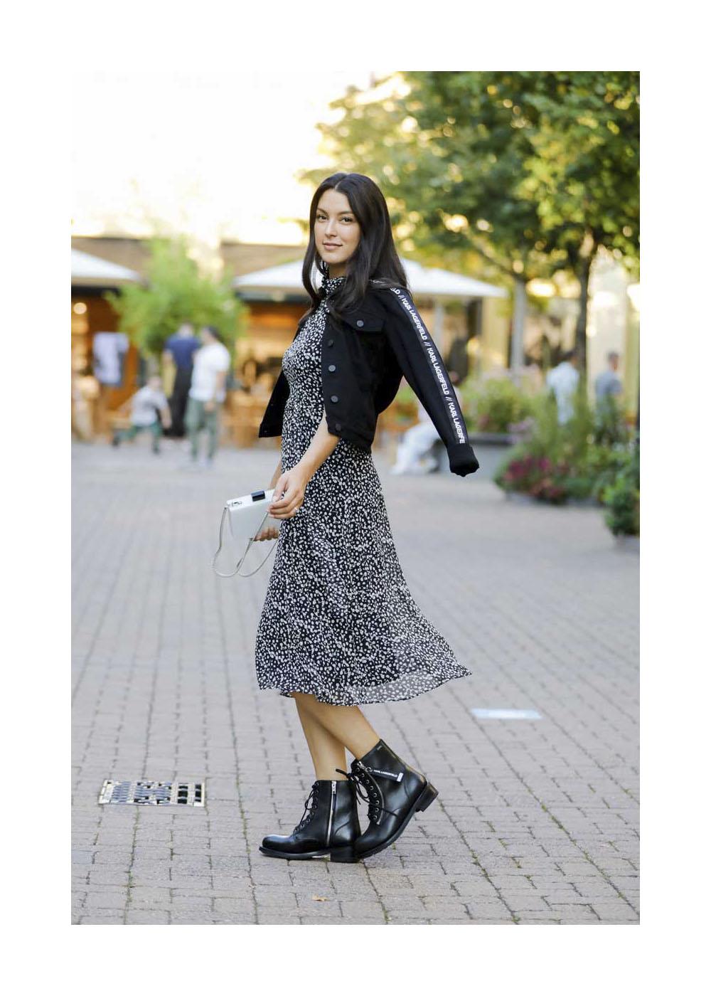 Rebecca Mir Streetstyle