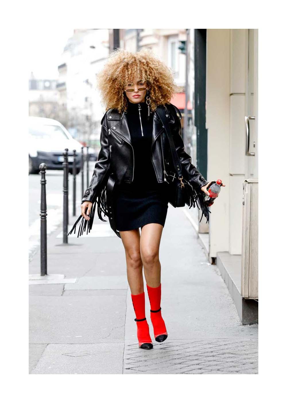 Fashion Week – Leila Depina