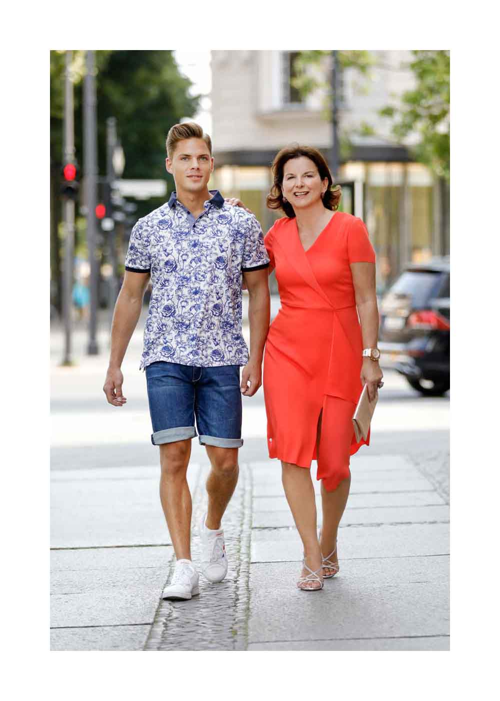 Streetstyle mit Claudia Obert in Berlin