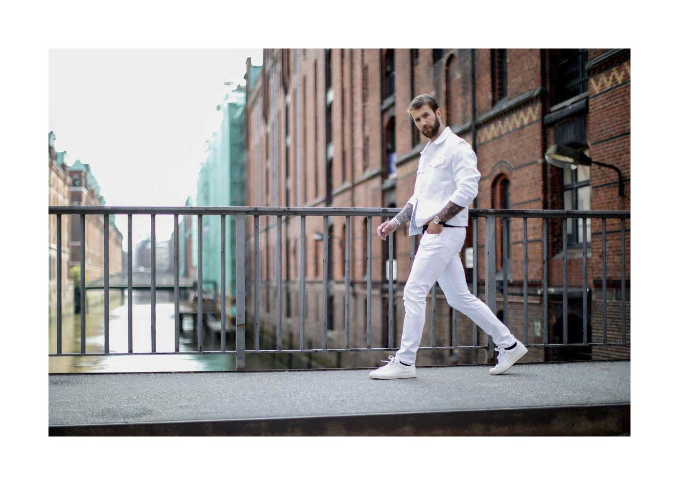 Andre Hamann Street Style – Hamburg