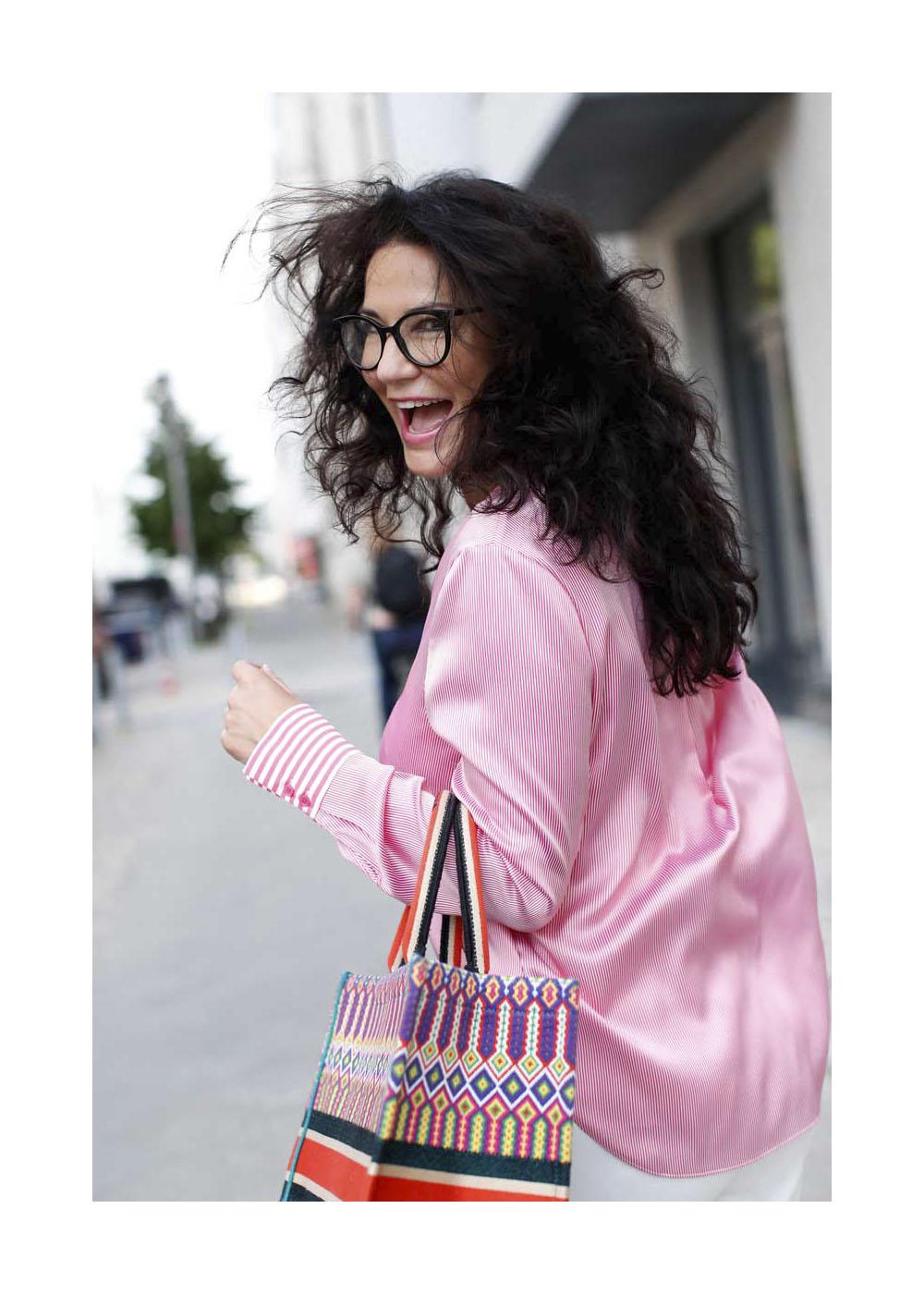 Mariella Ahrens Street Style