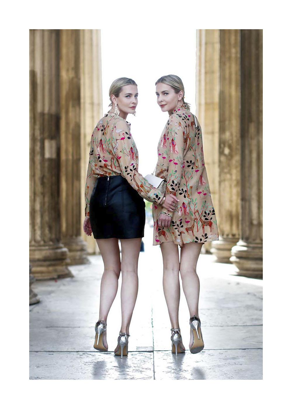 Meise Twins Street Style – München