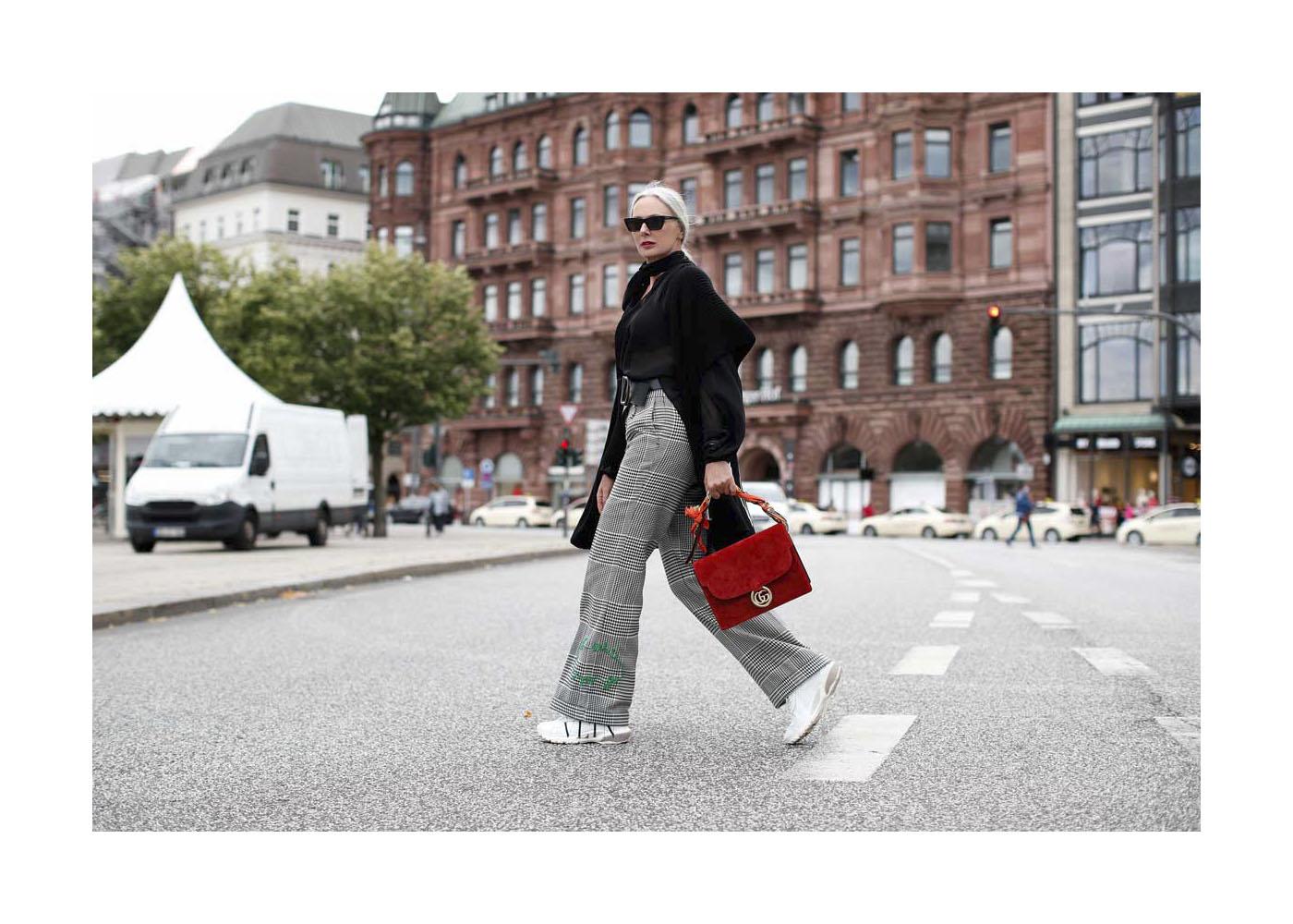 Petra van Bremen Street Style – Hamburg