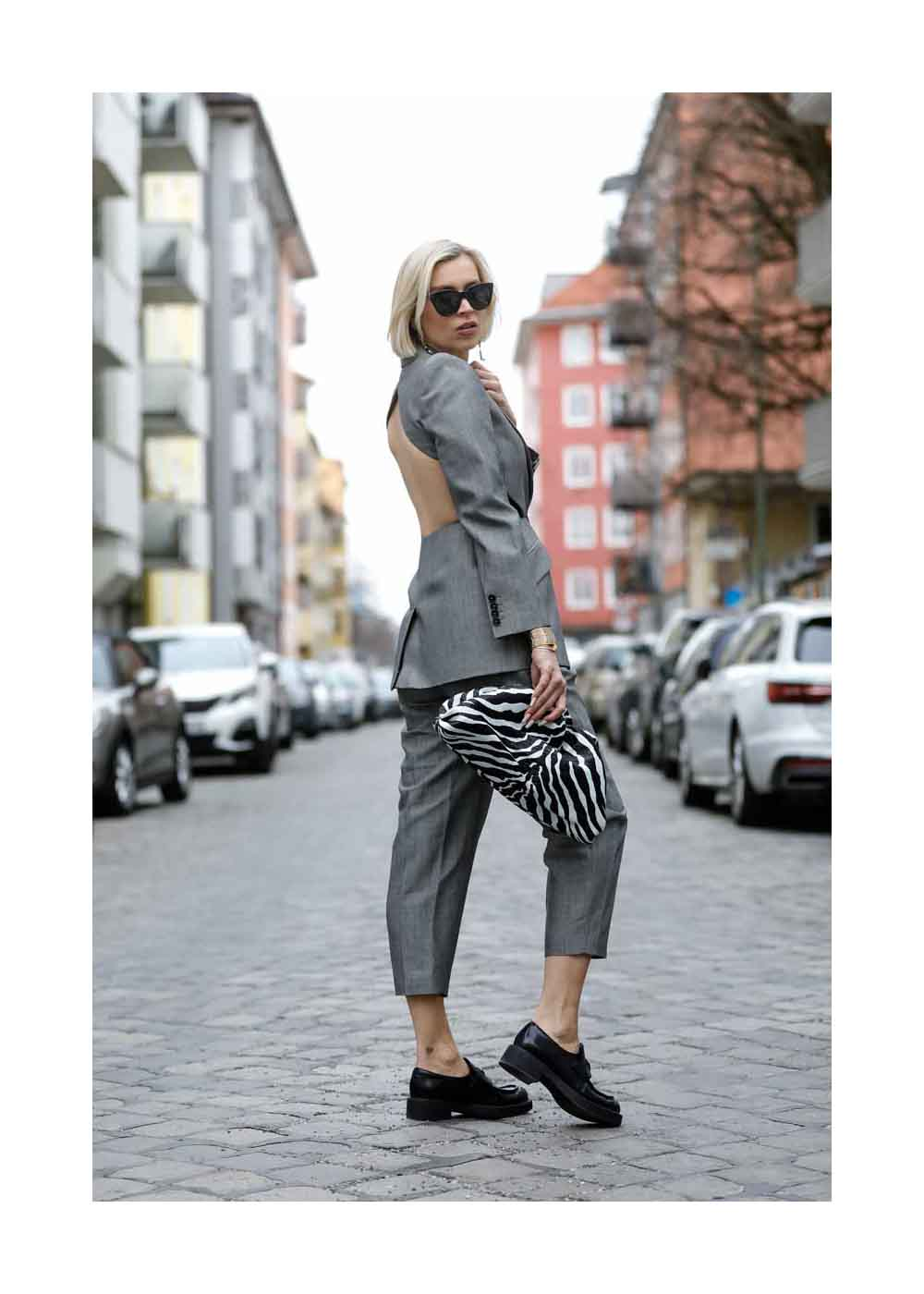 Streetstyle Shooting in Munich