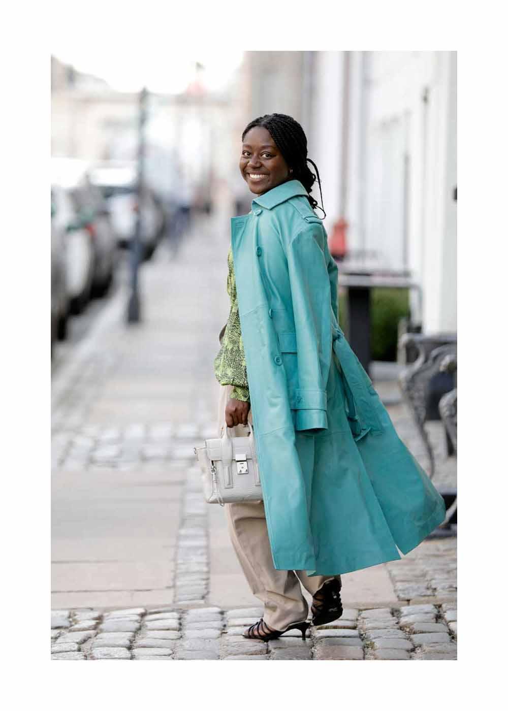 Lois Opoku Streetstyle Shooting
