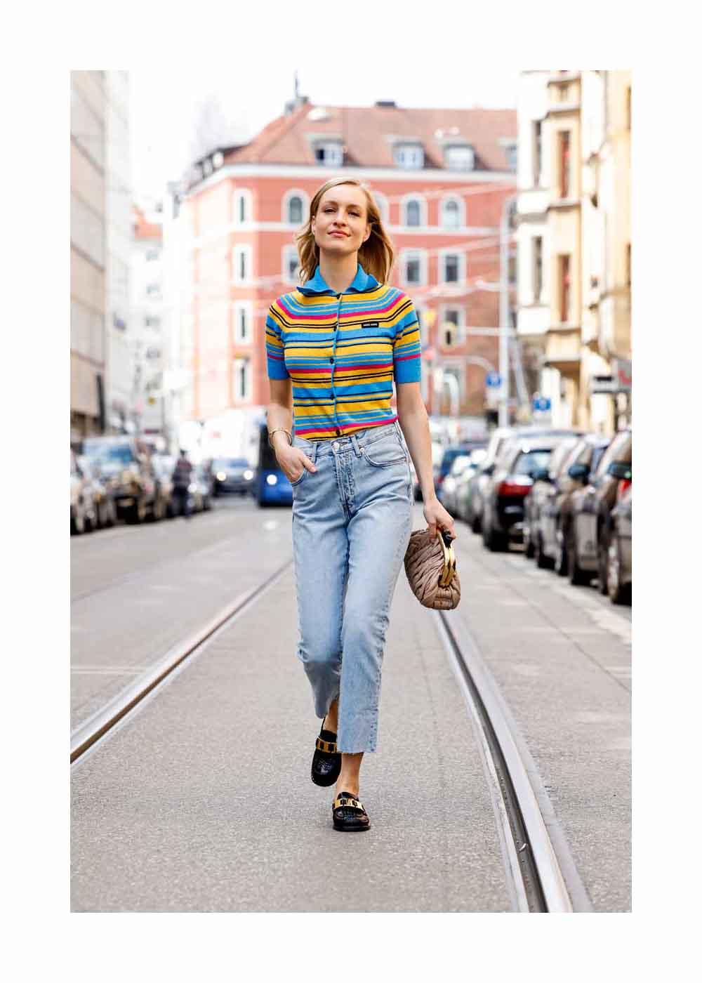 Streetstyle Shooting in München