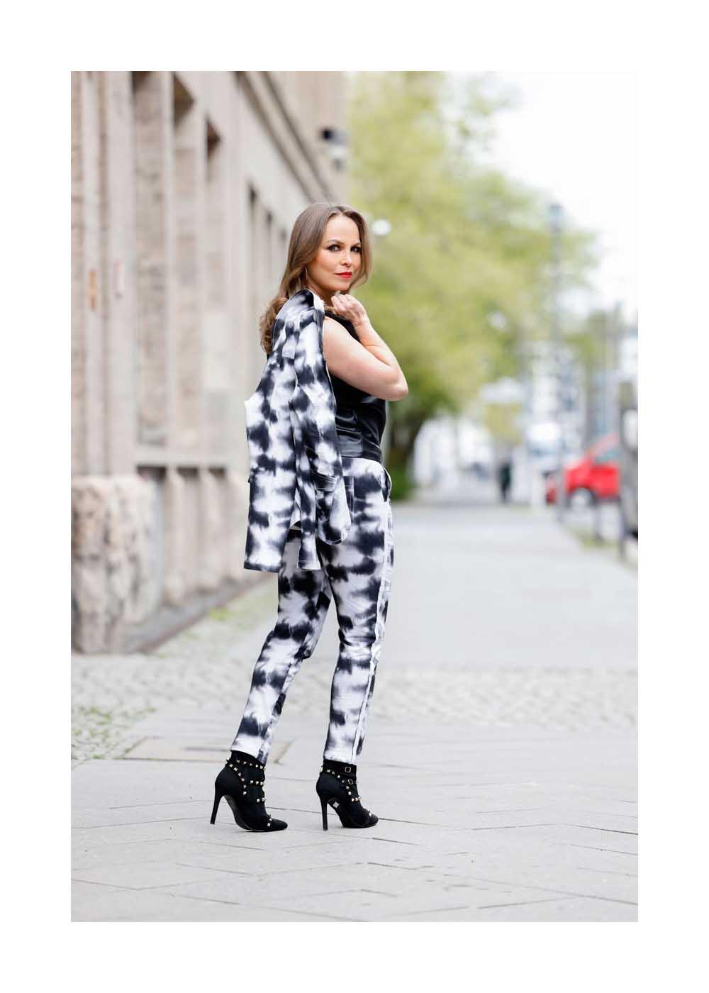 Streetstyle Shooting mit Box-Weltmeisterin Regina Halmich